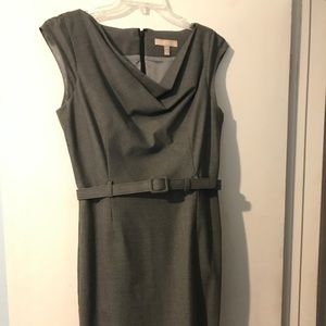 Banana republic gray & black herringbone size 10P